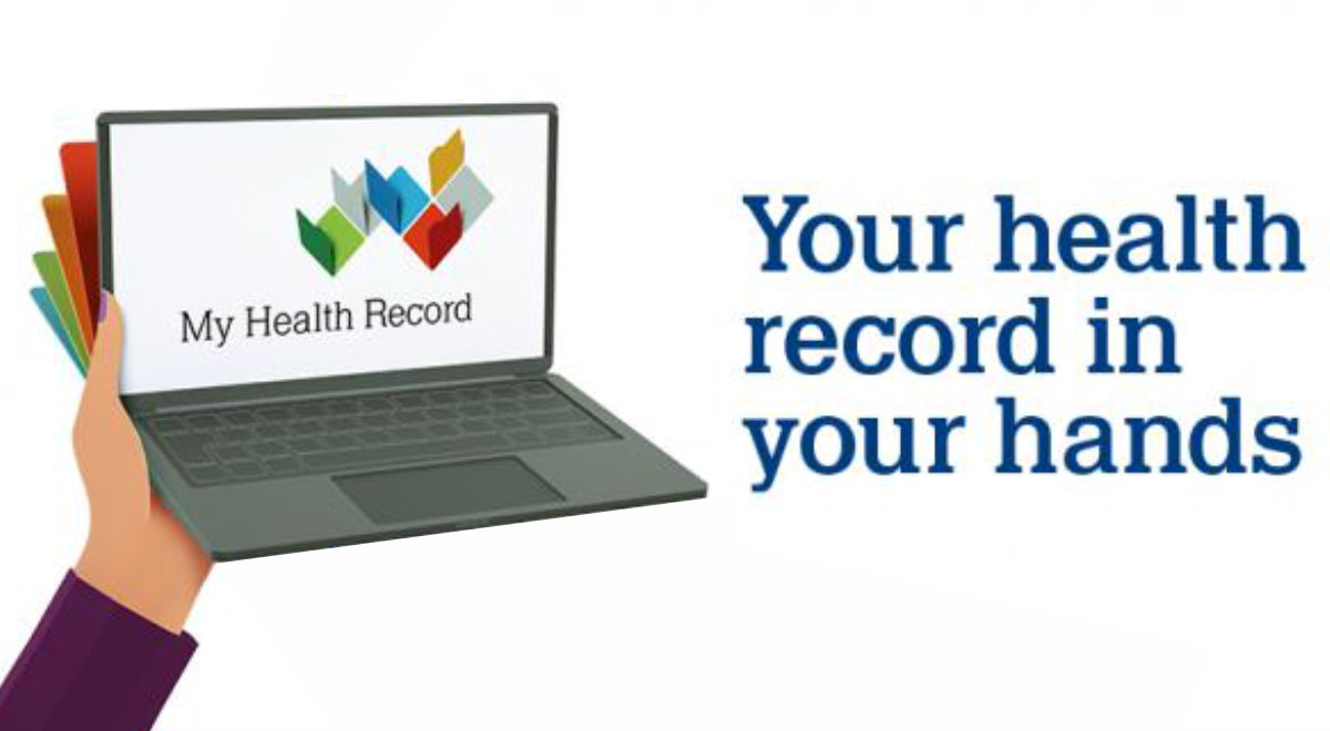 Getting the message out about My Health Record