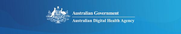 Australian Digital Health Agency logo