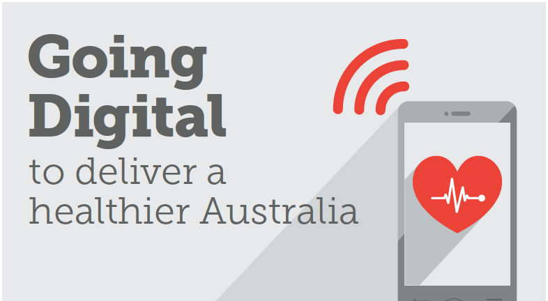 Digital health to transform Australia's health system and save lives