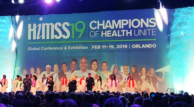 Digital health experts gather at HIMSS19 global conference