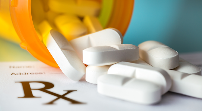 Department of Health initiative to reduce prescription medicine overdoses