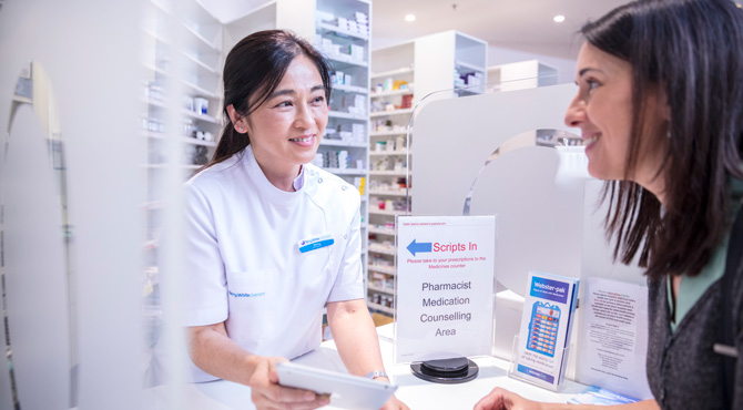 Engaging pharmacists to enhance medicines safety
