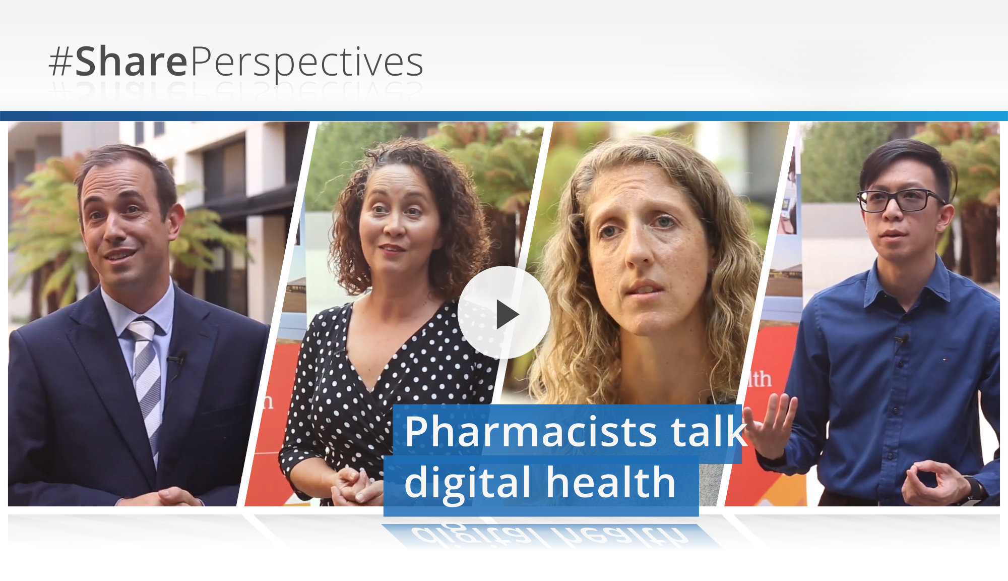 Pharmacists talk digital health