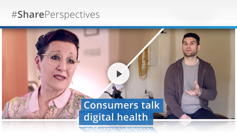 Consumers talk digital health