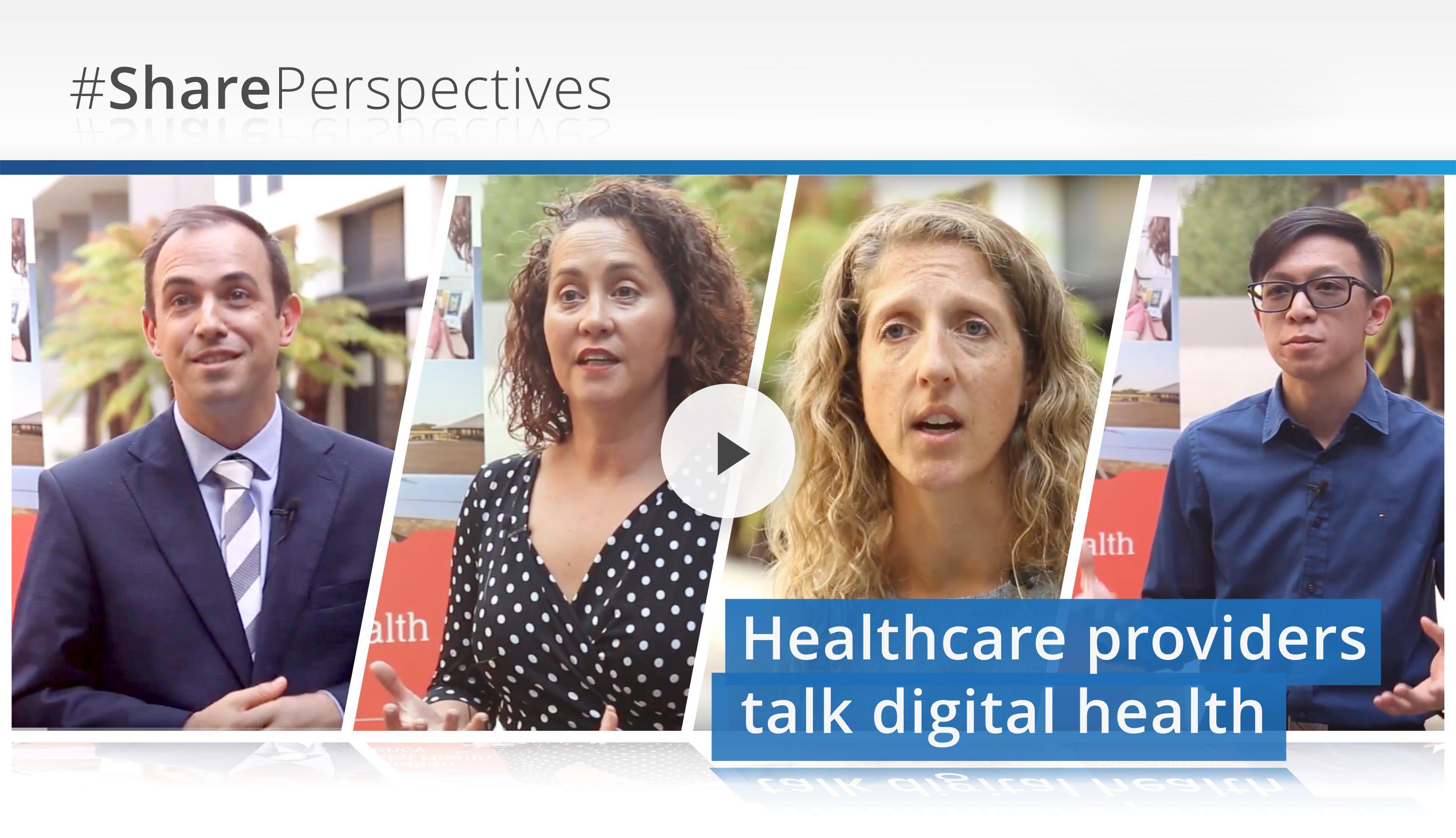 Healthcare providers talk digital health