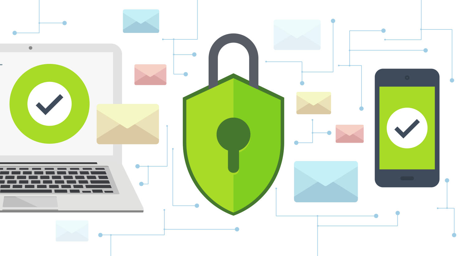 Successful secure messaging trials solve final problems heralding fax-free future for healthcare