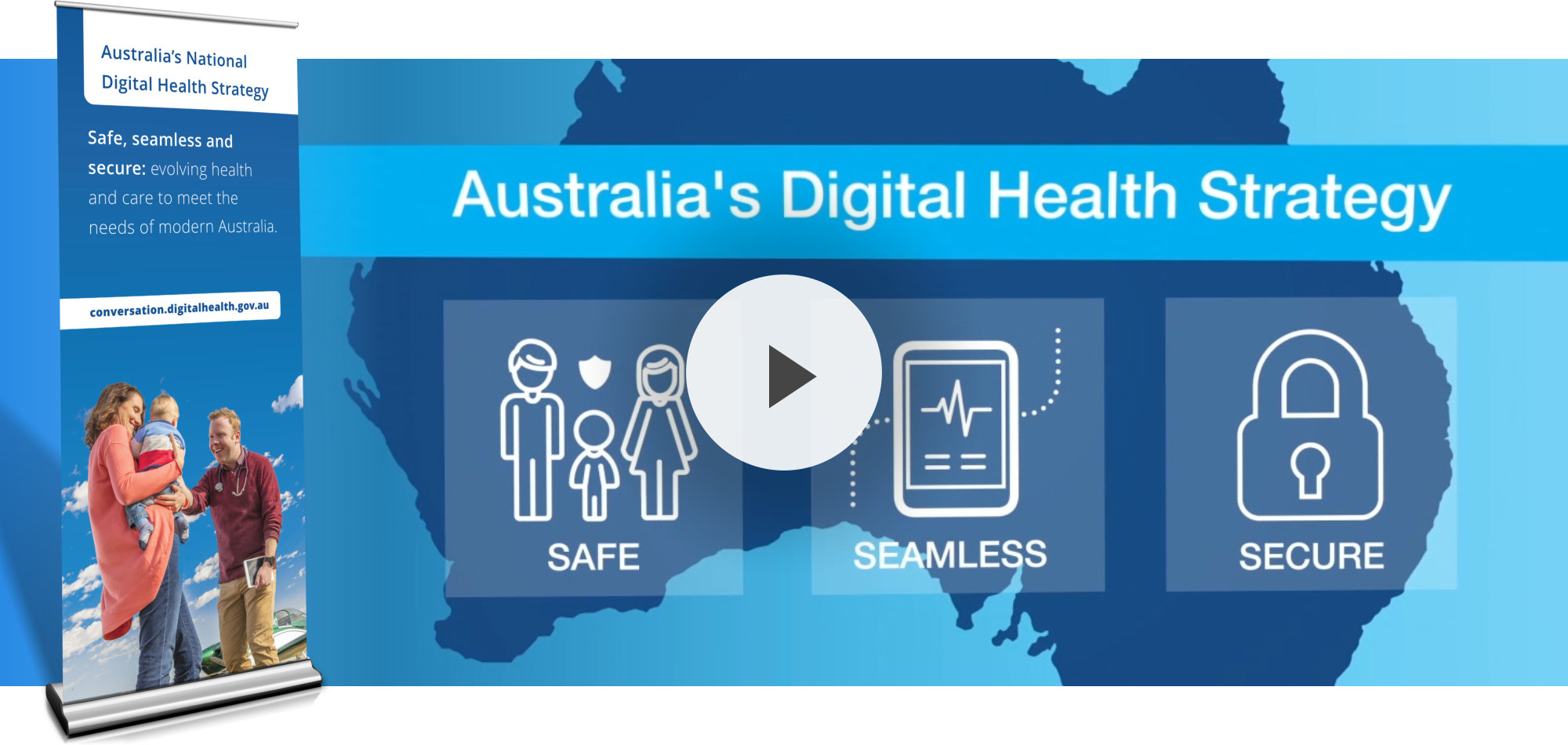 Launch of the National Digital Health Strategy