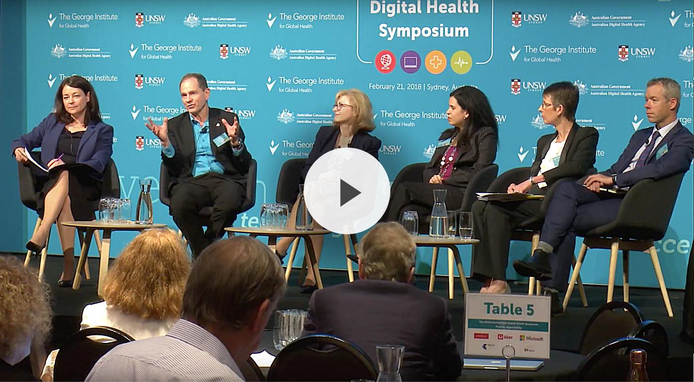 Digital health leaders talk innovation