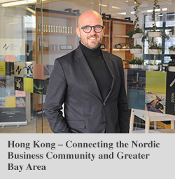 Hong Kong – Connecting the Nordic Business Community and Greater Bay Area
