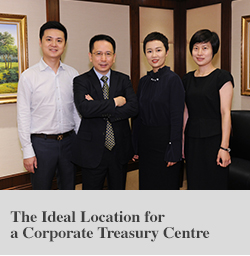 The Ideal Location for Corporate Treasury Centre