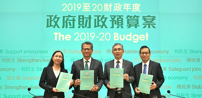 2019/2020 BUDGET PROMOTES DIVERSIFIED ECONOMIC DEVELOPMENT