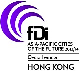 fDi Asia-Pacific Cities of the Future 2013/14 - Overall Winner - Hong Kong