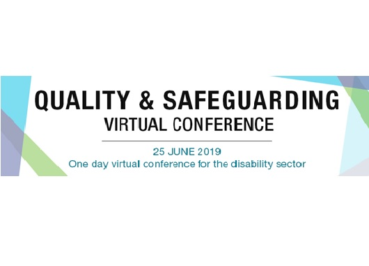 NDP Quality and Safeguarding Virtual Conference 25 June 2019