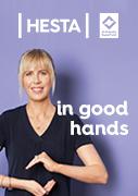 HESTA - In Good Hands