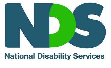 NDS National Disability Services Logo