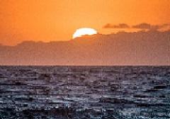 Sunrise-sunset-sea